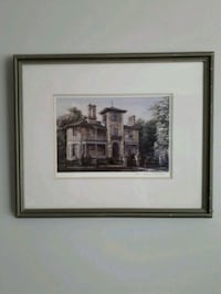 SIGNED KEIRSTEAD PRINT Guelph, N1K 1R9