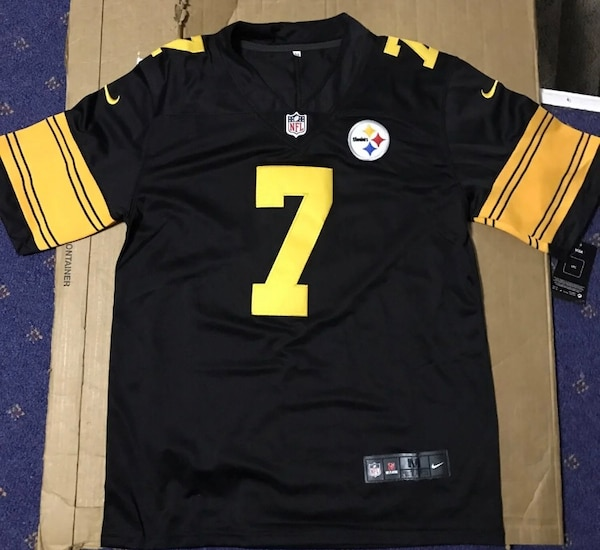 competitive price 09e0d cb859 Ben Roethlisberger jersey