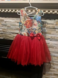 Tutu dress excellent condition for 5 years old Edmonton, T6P 0C4