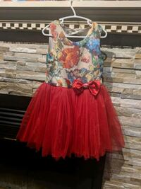 Tutu dress excellent condition for 5 years old