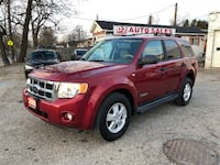 2008 Ford Escape XLT/Certified/Automatic/Accident Free Scarborough, ON M1J 3H5, Canada