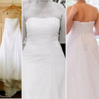 Wedding Dress Burke, 22015