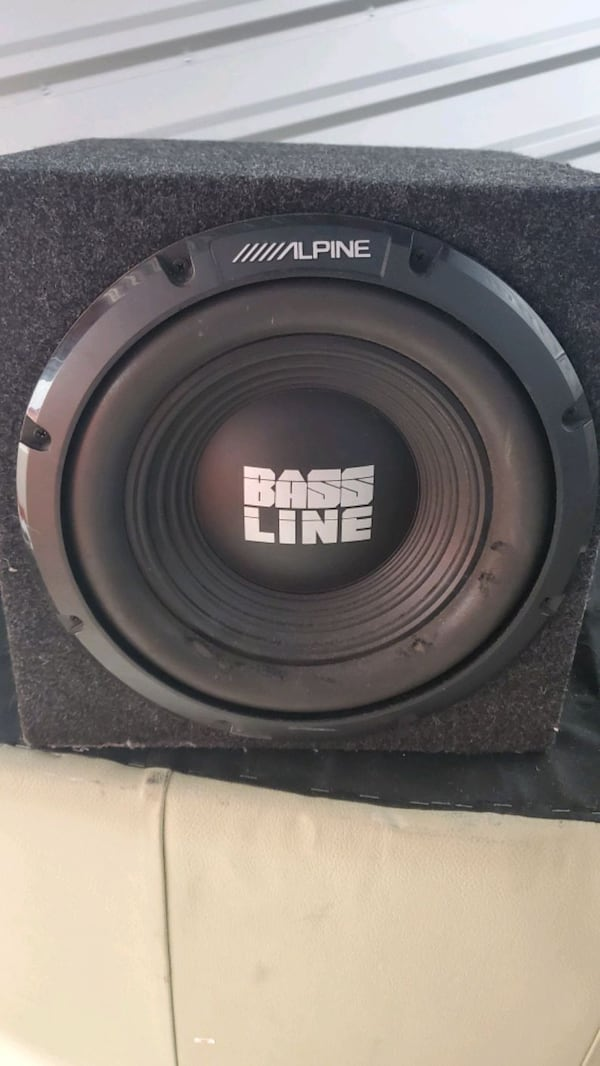 Alpine bass line sounds subwoofer  62b1f392-3bf0-4325-b202-1fbe40b2c8fc