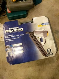 Framing nailer brand new
