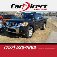 2012 Nissan Titan SL Virginia Beach, 23455