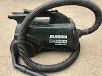 "Eureka ""The Boss"" Mighty Mite Handheld Canister Vacuum Naperville"
