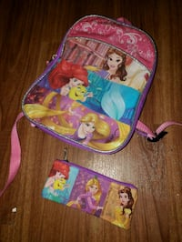 Small Princess backpack Châteauguay