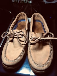30$ SPERRY TOP SLIDER AUTHENTIC ORIGINAL LEATHER BOAT Laval, H7N 5P5