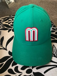 NEW Era 9Forty Men's Adjustable Hat World Baseball Classic Mexico Green Cap Boise, 83709