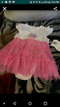 girl's pink dress Watsonville, 95076
