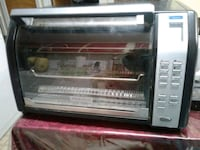 toaster oven black & decker for pieces