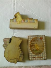Pooh wood cut outs New Market, 21774