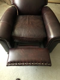Cindy Crawford Recliner home edition leather  San Antonio, 78258