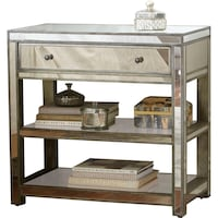 Mirrored Nightstands / End Tables Chicago, 60642