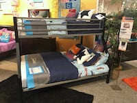 Twin Full bunk bed frame Mattress Las Vegas, 89109