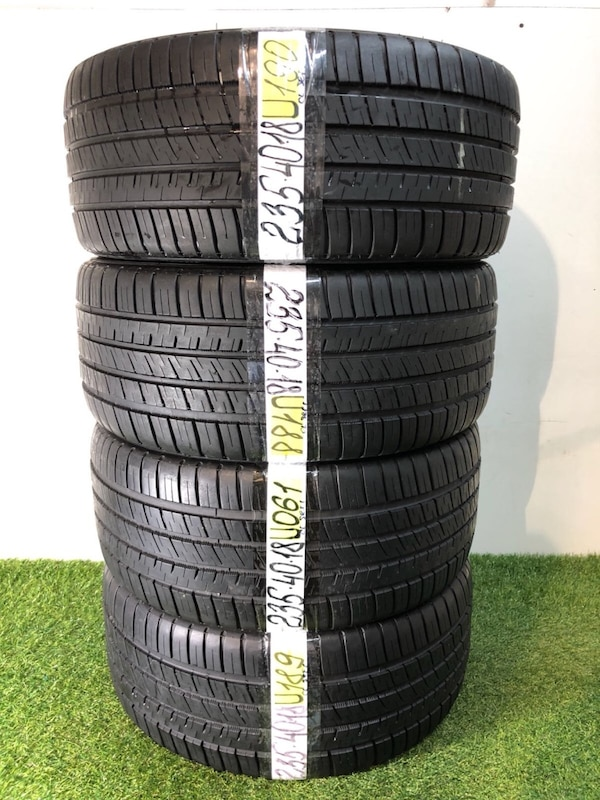 Used Tires Orlando >> 235 40 18 Michelin Pilot Sport A S 3 4 Used Tires 80 Life