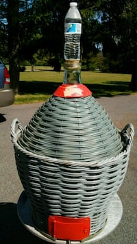 Huge 12 gallon carboy demijohn with cap and tap ho Nazareth, 18064