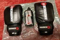Muay Thai gloves and band straps Toronto, M1P 4V3