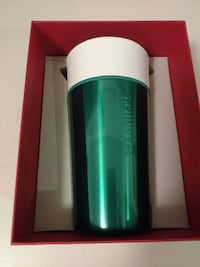 NEW Starbucks tumbler w box Boston