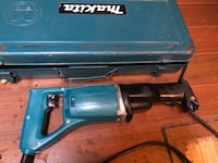 Makita Reciprocating Saw JR3000V 5 amps $50 Vancouver, V5R 5J4