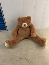 Ted the Bear Ashburn, 20147