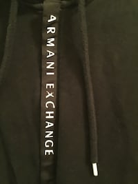 Armani Exchange zip-up hoodie Kingston
