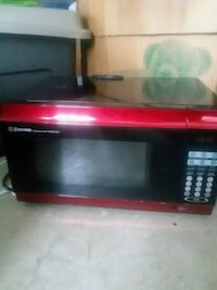 black and red microwave oven Washington, 20019