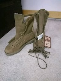 Danner military style boots sz:10 Springfield, 22153