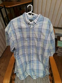 3XL George short sleeve collared shirt  Toms River, 08757