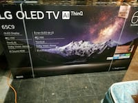 OLED TV LG 65 in new in box never opened  Mount Airy, 21771