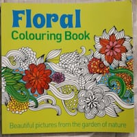 adult colouring book Toronto, M4L 3N5