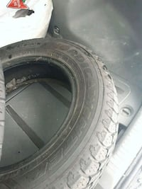 2 winter tires 225/60R16 Châteauguay, J6K 3P3