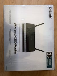 D-link wireless n300 router  San Mateo, 94402