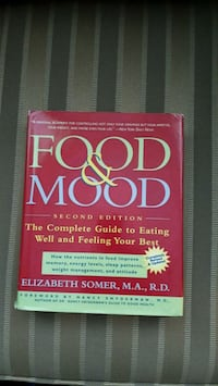 Food & Mood Hardcover Book Pointe-Claire