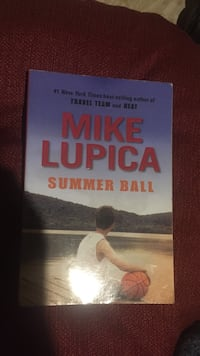 Summer Ball by Mike Lupica book
