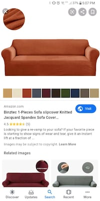 brownish couch cover Fayetteville, 72703