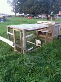 Movable chicken coop  Somerset, 15501