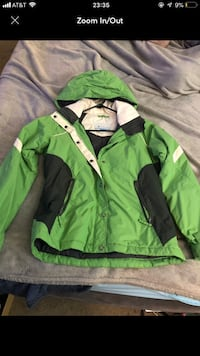 Columbia hooded jacket size small Henderson, 89015