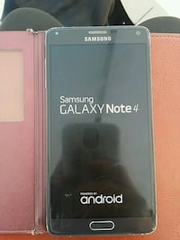 Samsung note 4  Guelph, N1H 6H9