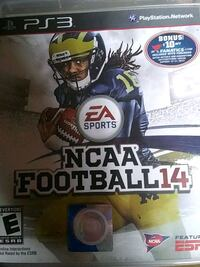 Madden NFL 11 PS3 game case Hampstead, 28443