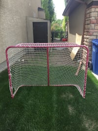 Hockey net Okotoks, T1S