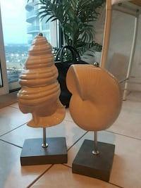 Set of Decorative shell sculpture Toronto
