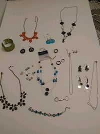 A lot of jewelry all for 20 Whitchurch-Stouffville, L4A 0J5