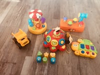 Baby's and toddlers toys in excellent condition  Burlington, L7M 0J5