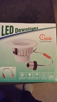 """4""""LED Retrofit Luminaire Dimmable  Burnaby, V5H 2C3"""