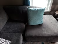 Sectional with Round Chair 1161 mi