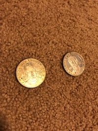Rare 2004 Stanley Cup Coins Minnetonka