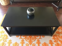 Black wooden coffee table Los Angeles, 90035
