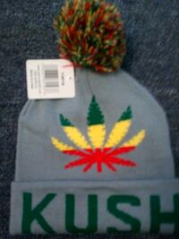 Kush hat for winter time ❄️ Lowell, 01852