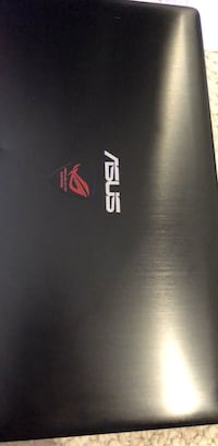 Asus G501JW gaming laptop Fairfax, 22030